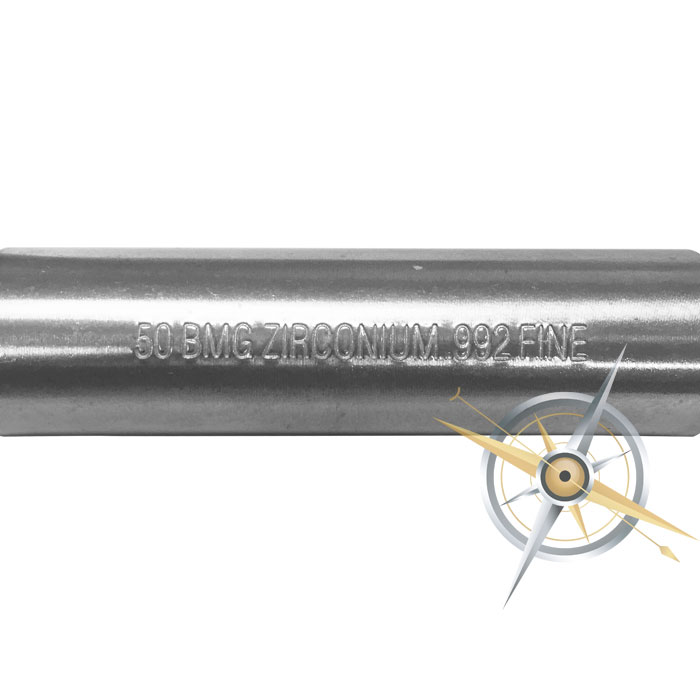 Zirconium Bullet   6.2 oz