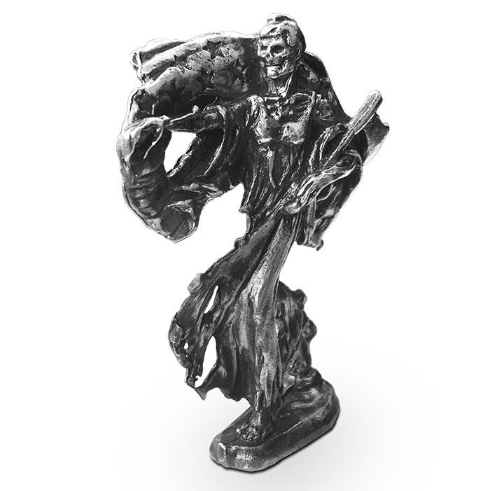 3 oz Silver Walker Statue