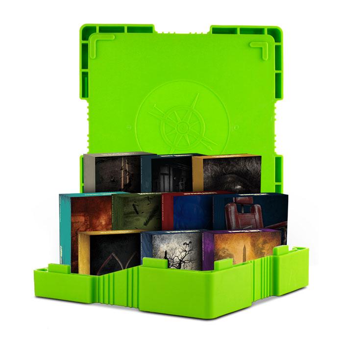 Zombucks 10 Piece Silver Set in Monster Box
