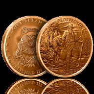 1 oz Copper Rounds