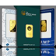 10 gram Gold Bars