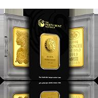 10 oz Gold Bars