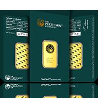 20 gram Gold Bars