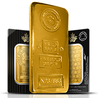 Canadian Gold Bars