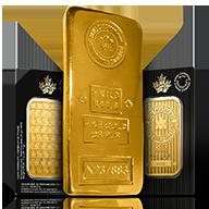 Canadian Gold Bars
