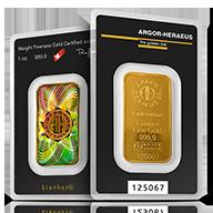 Argor-Heraeus Gold Bars