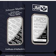 Johnson Matthey Platinum
