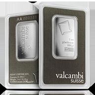 Valcambi Platinum