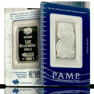 PAMP Suisse Platinum