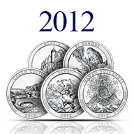 2012 America the Beautiful Silver Coins