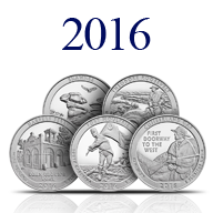 2016 America the Beautiful Silver Coins