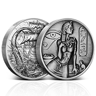 High Relief Silver Rounds