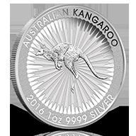 Silver Kangaroos