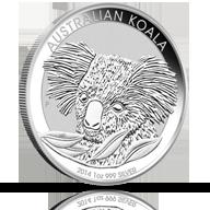 Silver Koalas