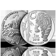 KOMSCO Silver Rounds