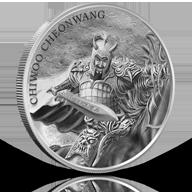 South Korean Silver Coins