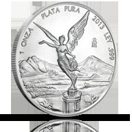 Silver Libertads