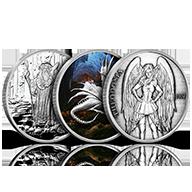 Osborne Mint Silver Rounds