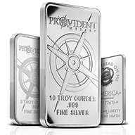 Provident Silver Bars