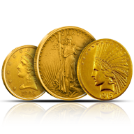 Pre '33 Gold