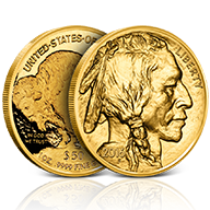 American Gold Buffaloes